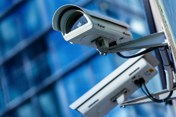 security cctv installation